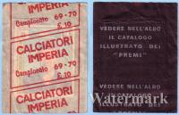 IMPERIA 1969-70  - CALCIATORI IMPERIA