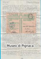 1944 (19 novembre) - Posta britannica da Forlì (Field Post Office 655)